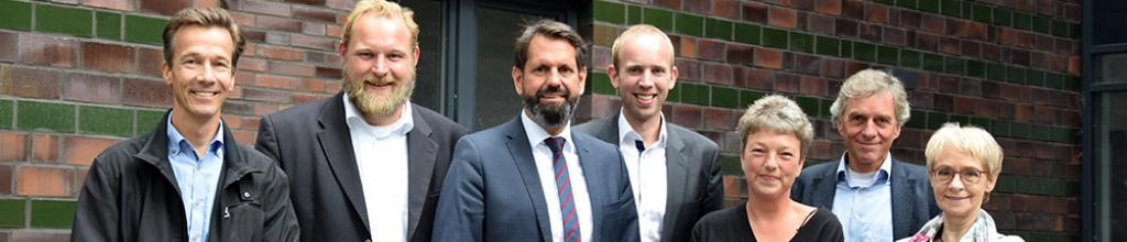 Minister Lies besichtigte neue Wohnanlage des Studentenwerks Oldenburg